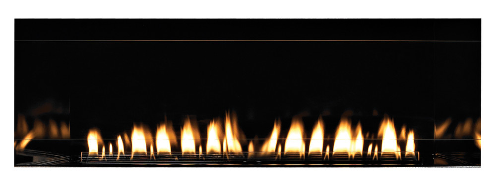 "American Hearth Boulevard Linear 60"" Se-Through Vent-Free Fireplace"