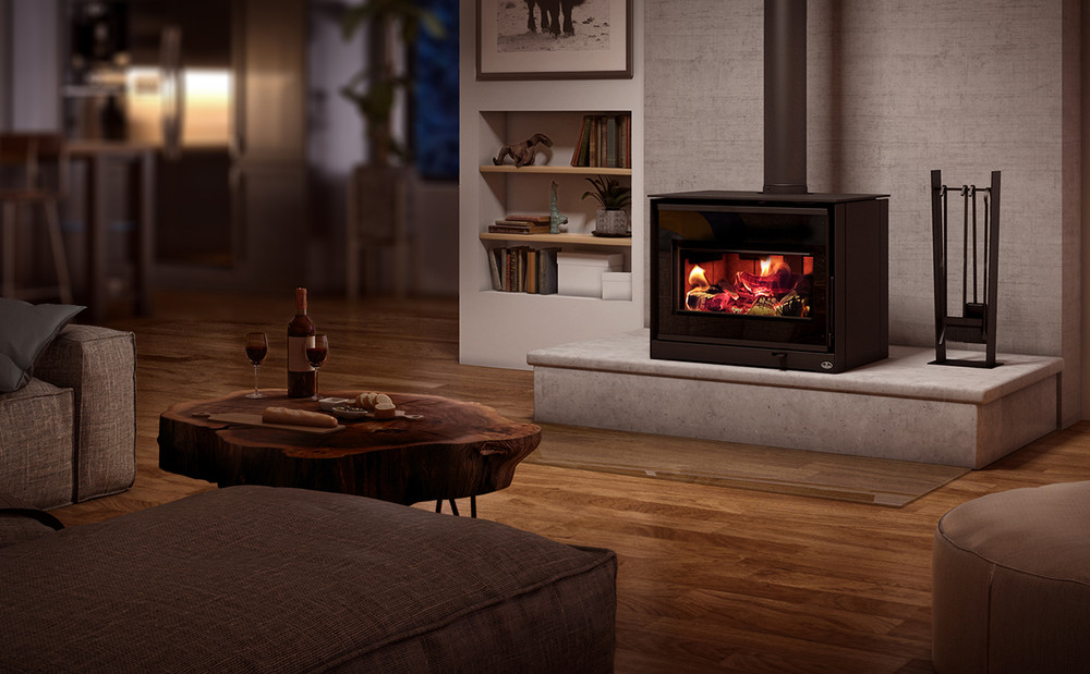 INSPIRE 2000 Wood Stove