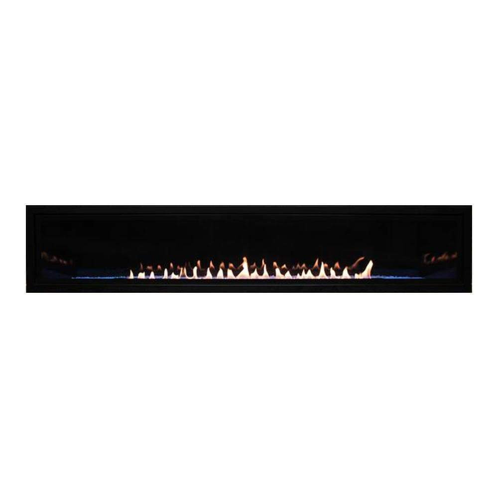 """White Mountain Hearth Boulevard Linear 60"""" Vent-Free Fireplace"""
