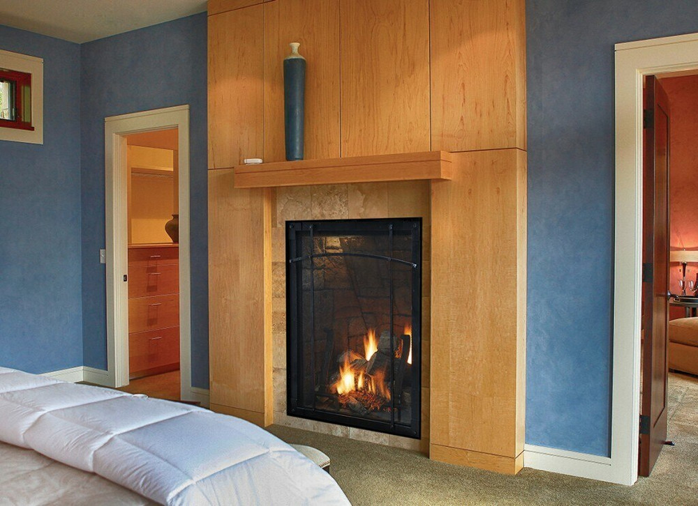 """White Mountain Hearth Forest Hills Portrait-Style 27"""" Gas Fireplace"""