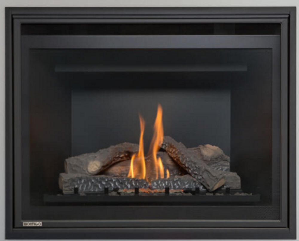 "Montigo Divine 34""  Direct Vent Gas Fireplace"