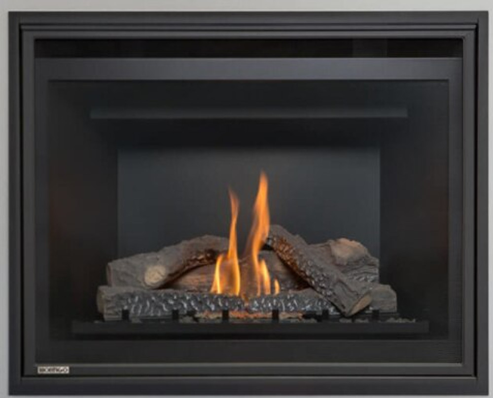 "Montigo Divine 34"" IPI Direct Vent Gas Fireplace"