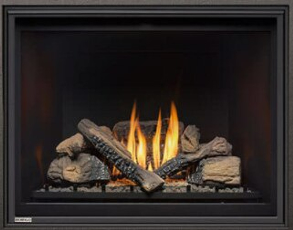 "Montigo Divine 38"" IPI Direct Vent Gas Fireplace"