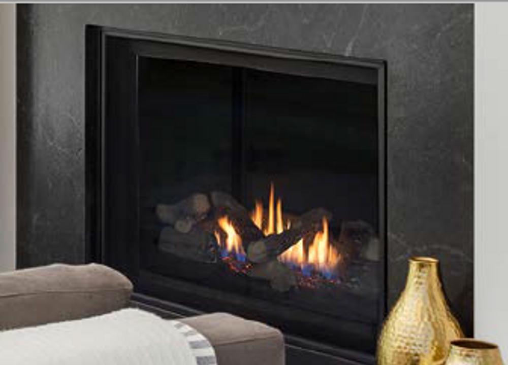 """Montigo Divine 42"""" Direct Vent Gas Fireplace"""
