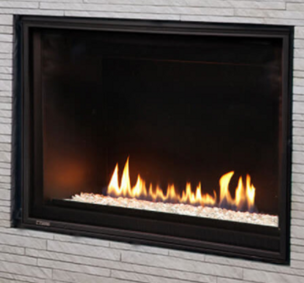 "Montigo Divine 42"" Linear Burner Direct Vent Gas Fireplace"