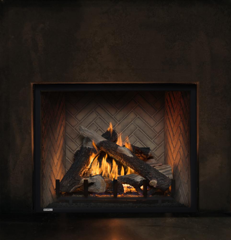 """Montigo Divine 36"""" Direct Vent Gas Fireplace"""
