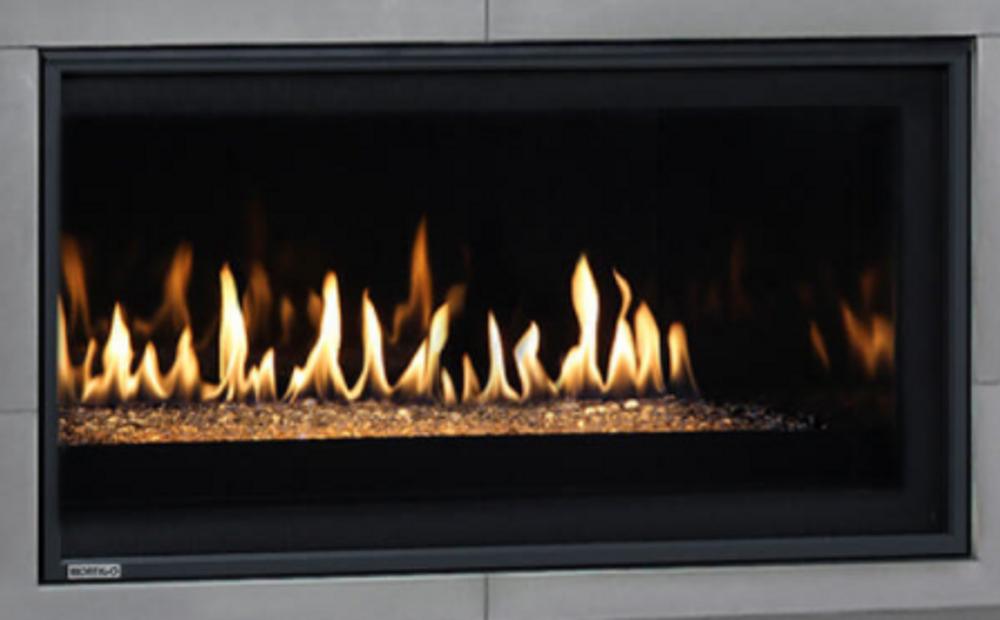 """Montigo Phenom 38"""" Direct Vent Gas Fireplace"""