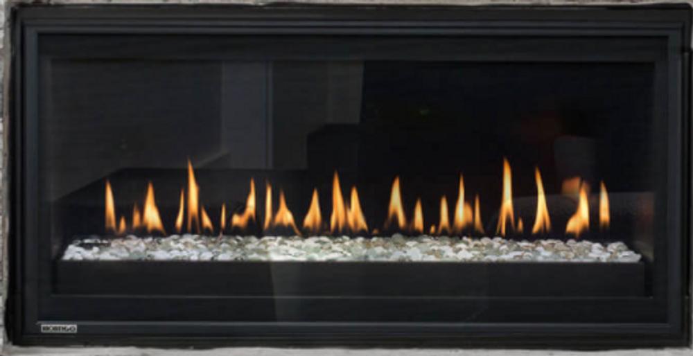 """Montigo Phenom 38"""" IPI Direct Vent Gas Fireplace"""