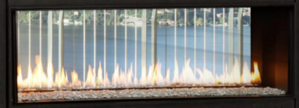 Montigo Exemplar 520 See-Through Direct Vent Gas Fireplace