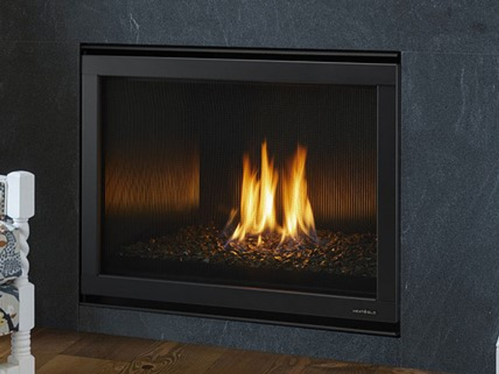Heat & Glo 6000C Modern Direct Vent Gas Fireplace
