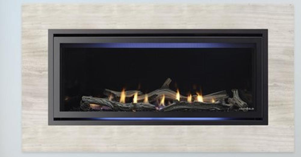 "Heat & Glo Cosmo 36"" Direct Vent Gas Fireplace"