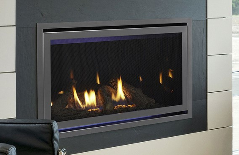 "Heat & Glo Cosmo 42"" Direct Vent Gas Fireplace"