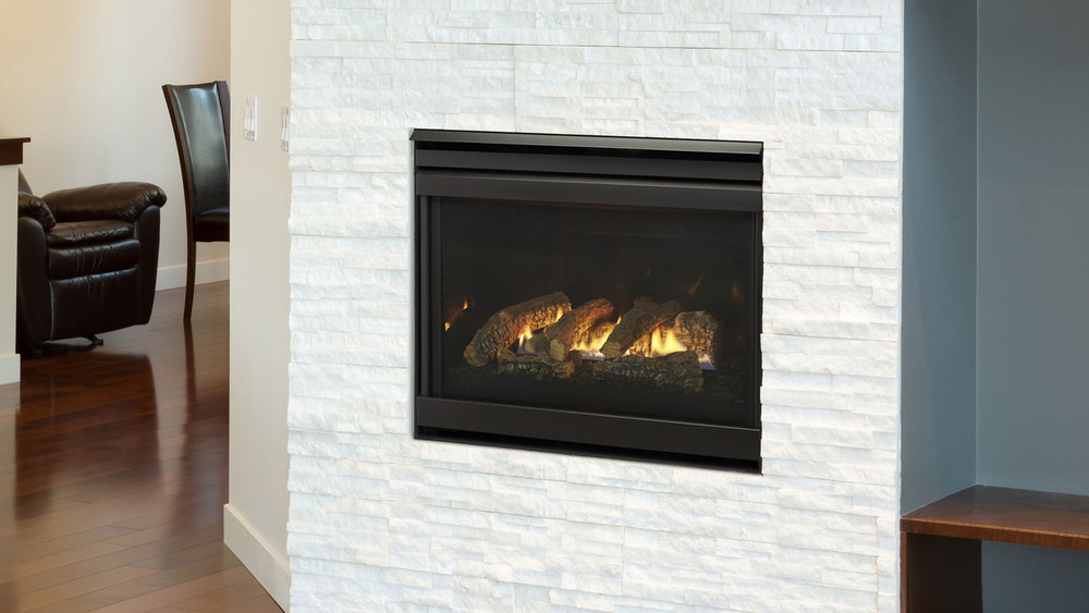 Heat & Glo SlimLine Fusion 5 Direct Vent Gas Fireplace