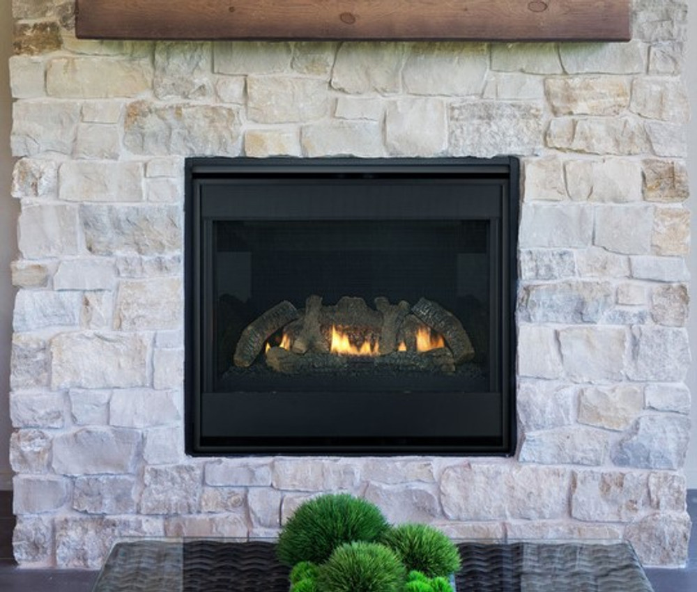 Heat & Glo SlimLine Fusion 7 Direct Vent Gas Fireplace