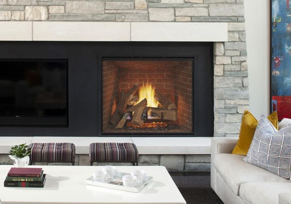"Heat & Glo TRUE 42"" Direct Vent Gas Fireplace"