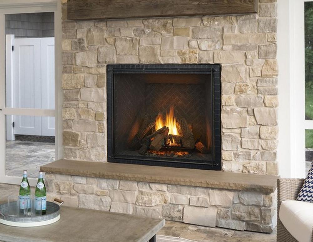 "Heat & Glo TRUE 50"" Direct Vent Gas Fireplace"