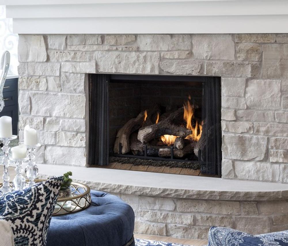 "Heat & Glo Phoenix 42"" Direct Vent Gas Fireplace"