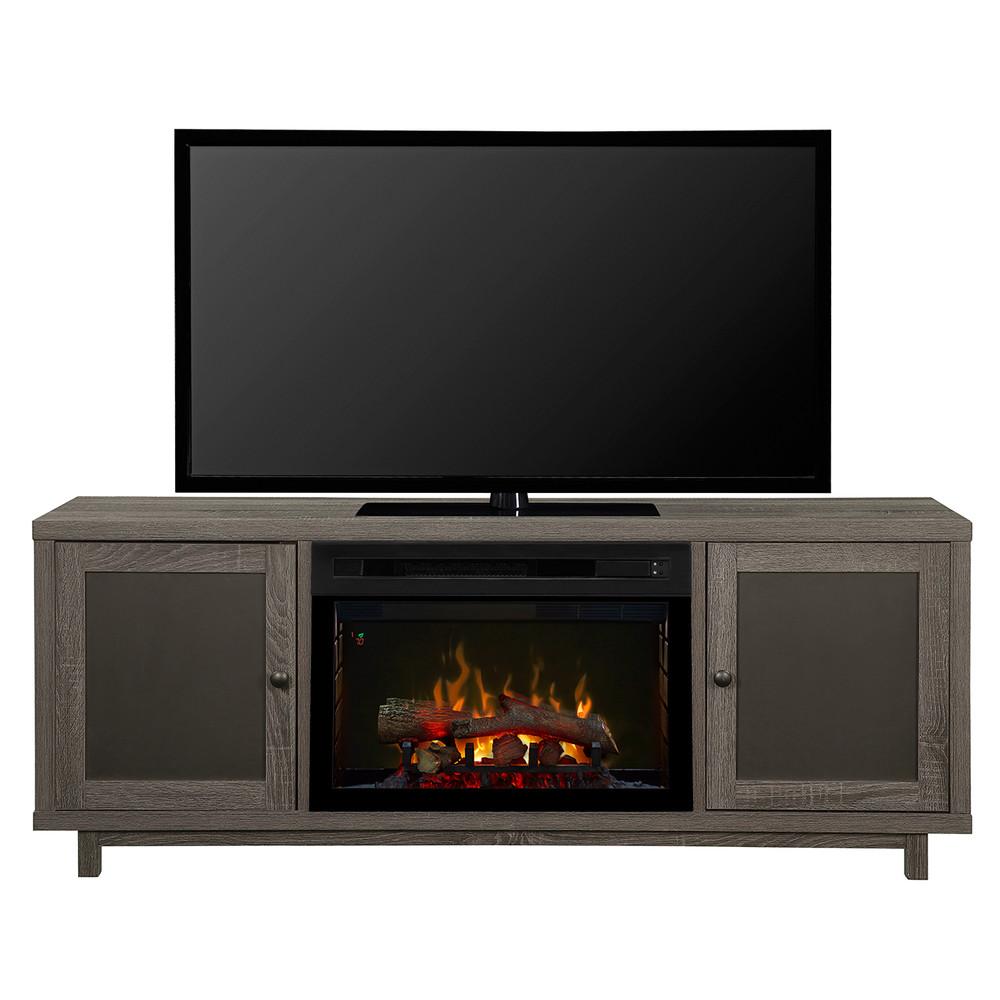 Dimplex Jesse Electric Fireplace Media Console
