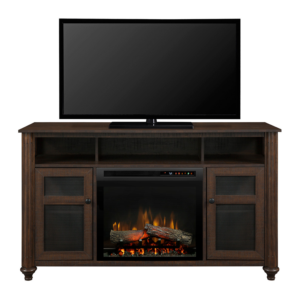 Dimplex Xavier Electric Fireplace Media Console