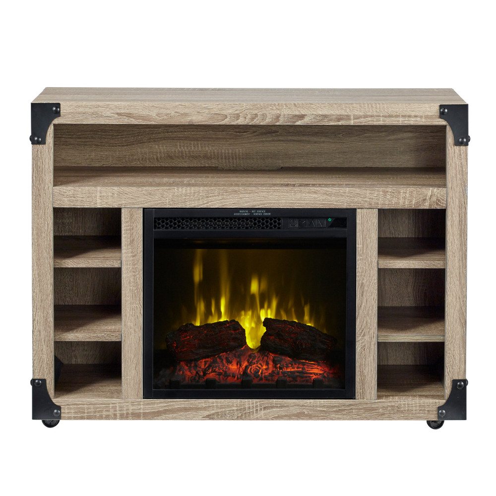 Dimplex Chelsea Electric Fireplace Media Console