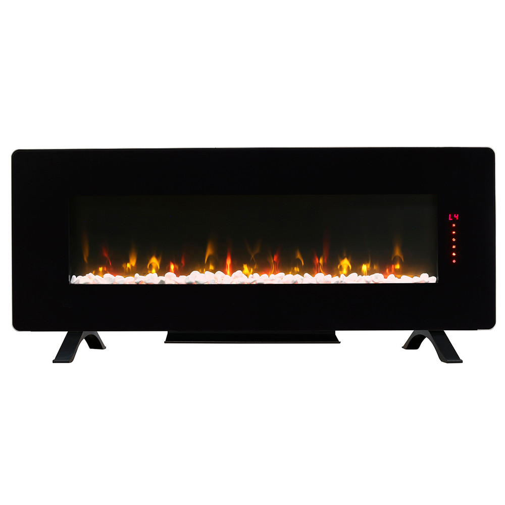 "Dimplex Winslow 48"" Wall-Mount/Tabletop Linear Fireplace"