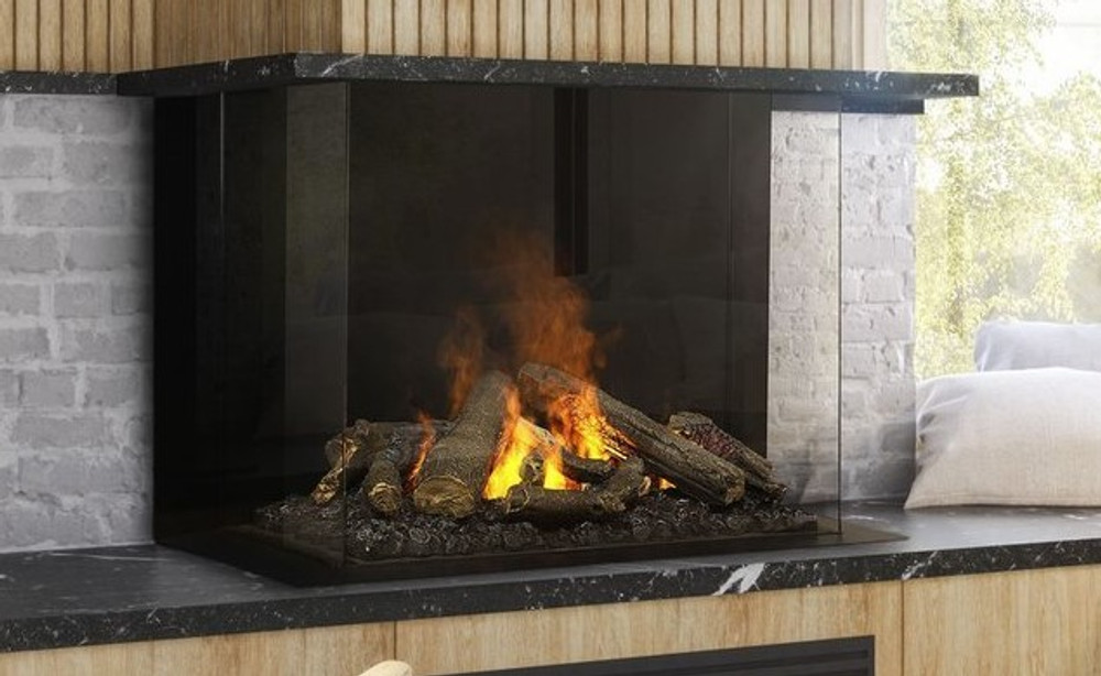 Faber e-MatriX 3226 Bay Electric Fireplace