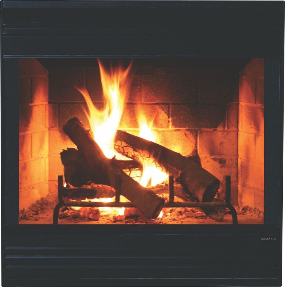 Heat & Glo Energy Master 485T Wood Fireplace