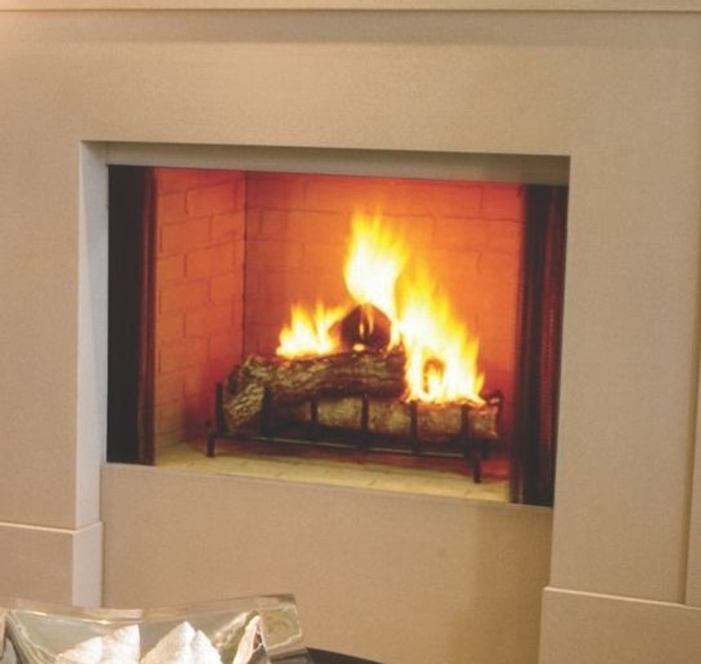 Heat & Glo Exclaim 36 Wood Fireplace