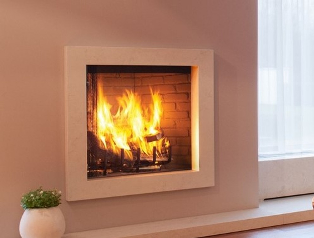 Heat & Glo Exclaim 42 Wood Fireplace