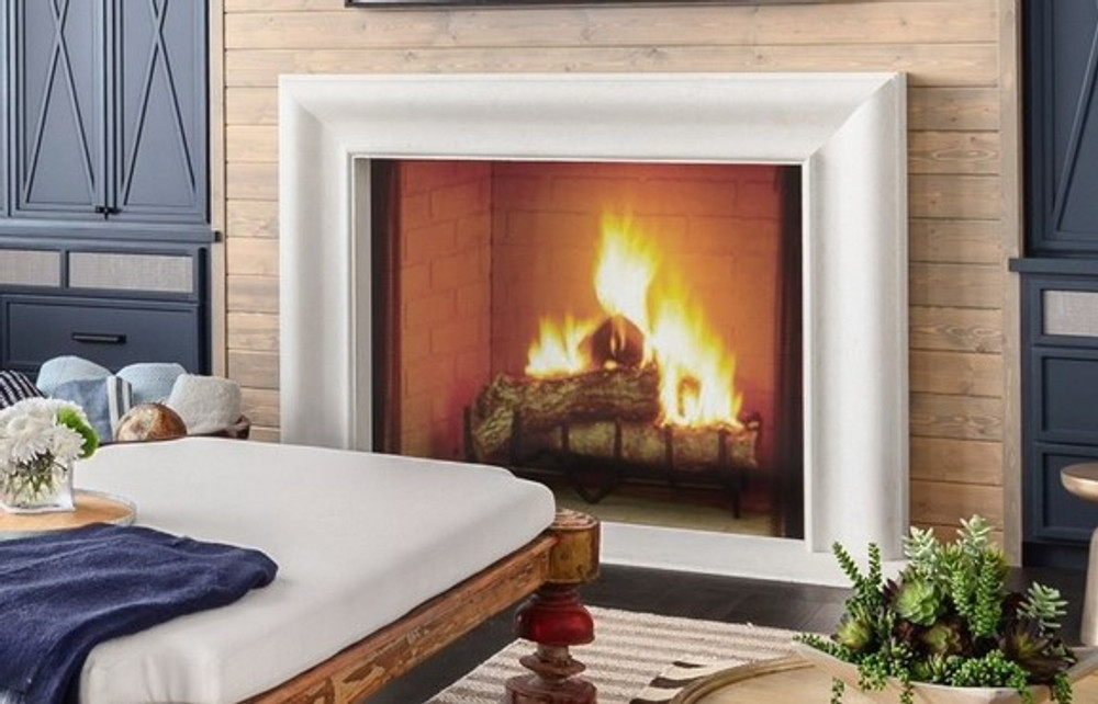 Heat & Glo Exclaim 50 Wood Fireplace