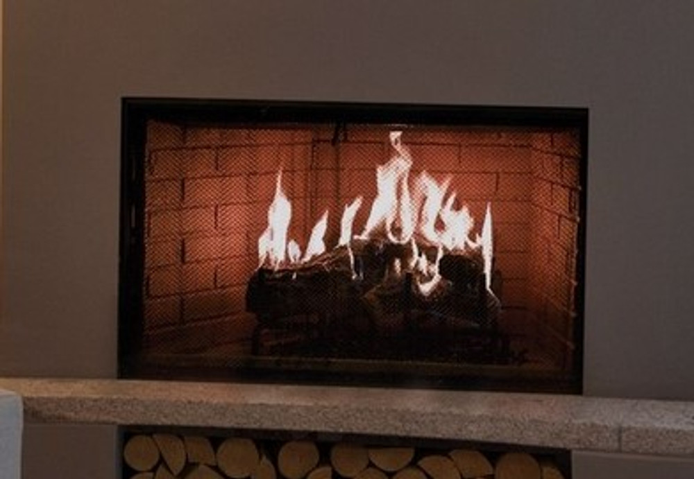 Heat & Glo Royal Hearth 42 Wood Fireplace