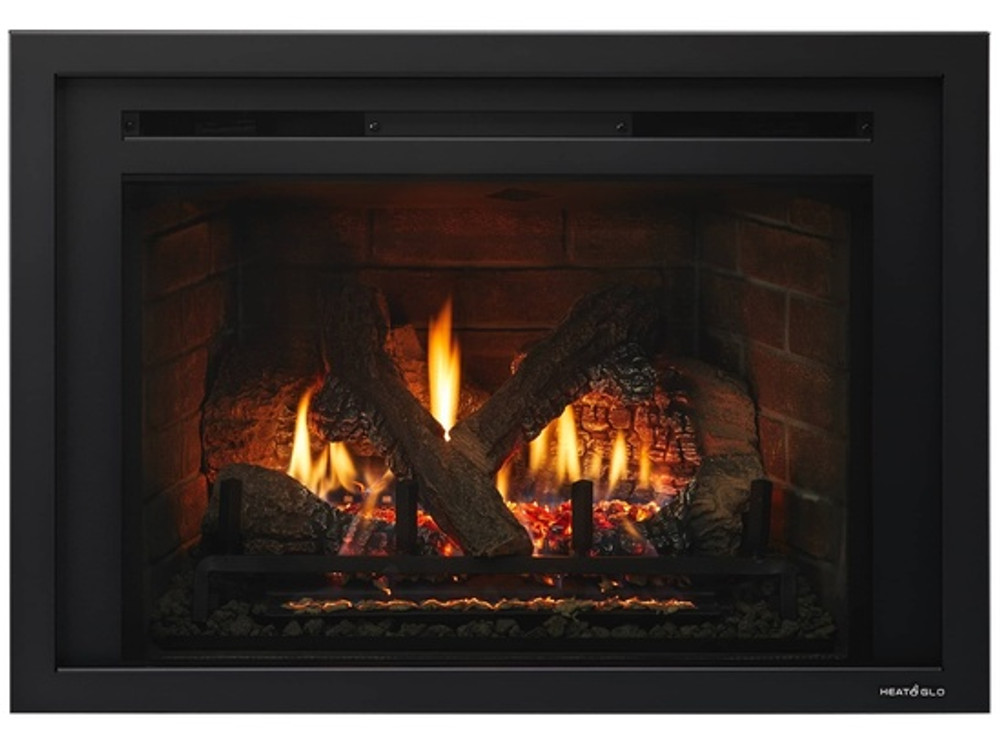 "Heat and Glo Escape 30"" Gas Insert"