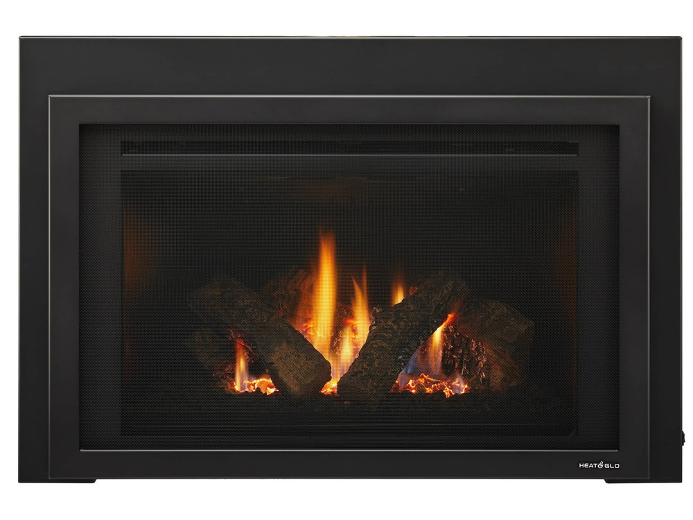 "Heat and Glo Provident 30"" Gas Insert"