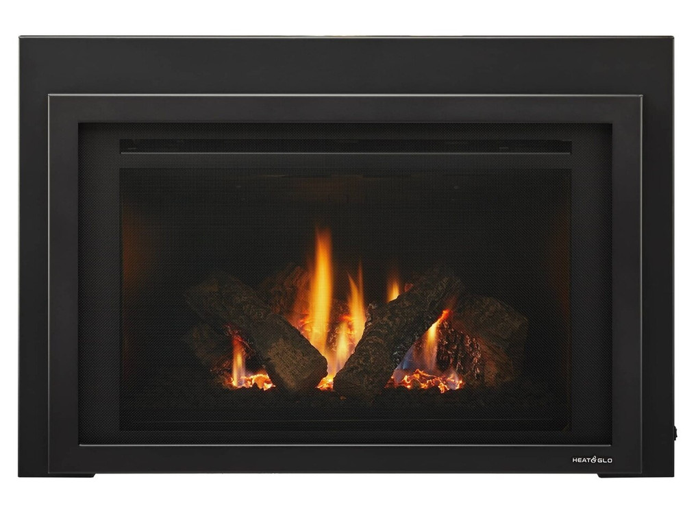 "Heat and Glo Provident 35"" Gas Insert"