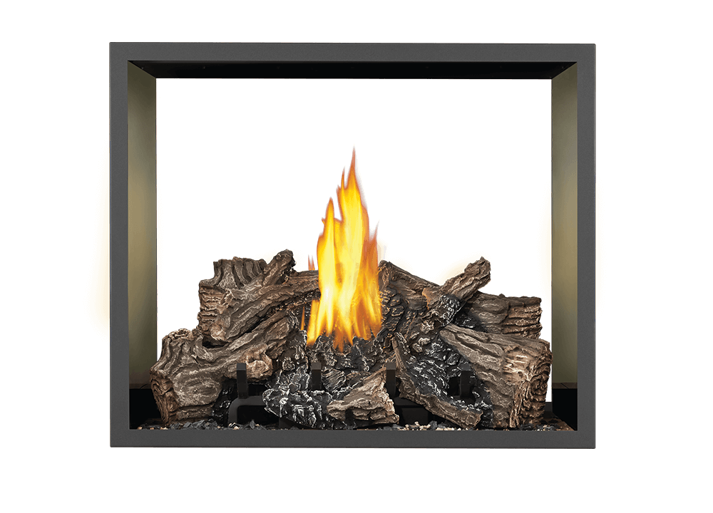 Napoleon High Definition 81 See-Through Gas Fireplace
