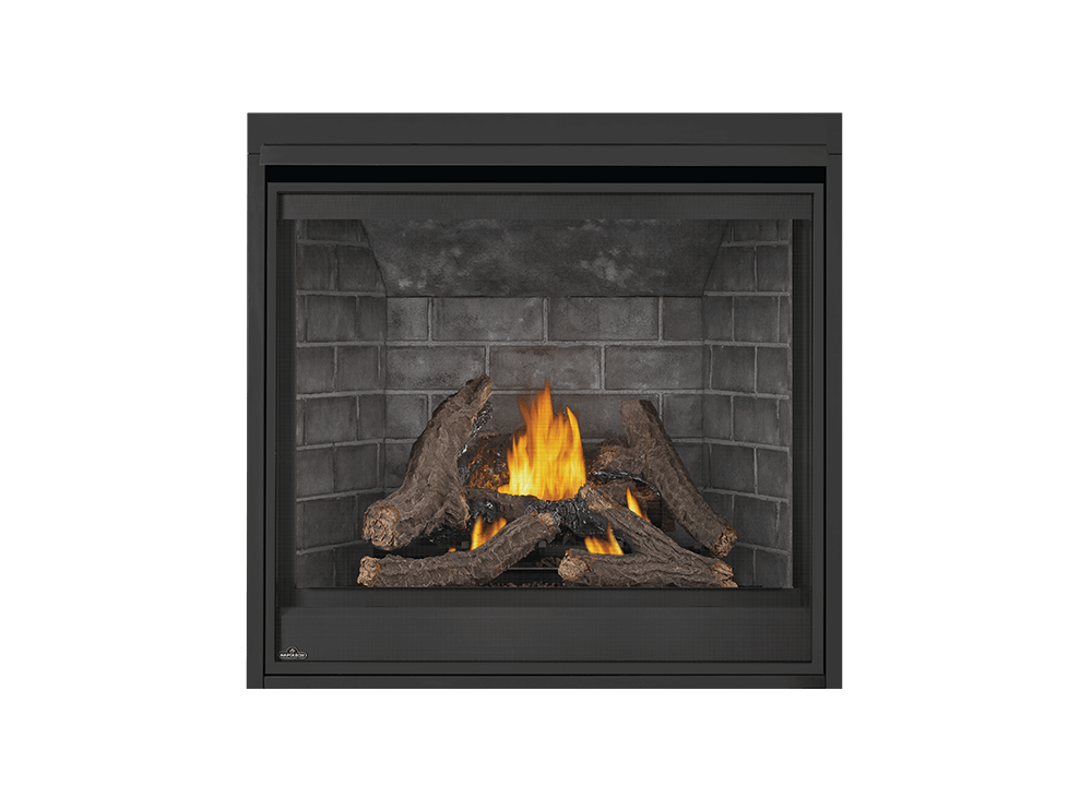 "Napoleon Ascent Deep 42"" Gas Fireplace"