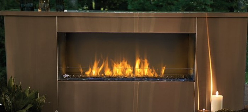 Napoleon Galaxy 48 Outdoor Gas Fireplace