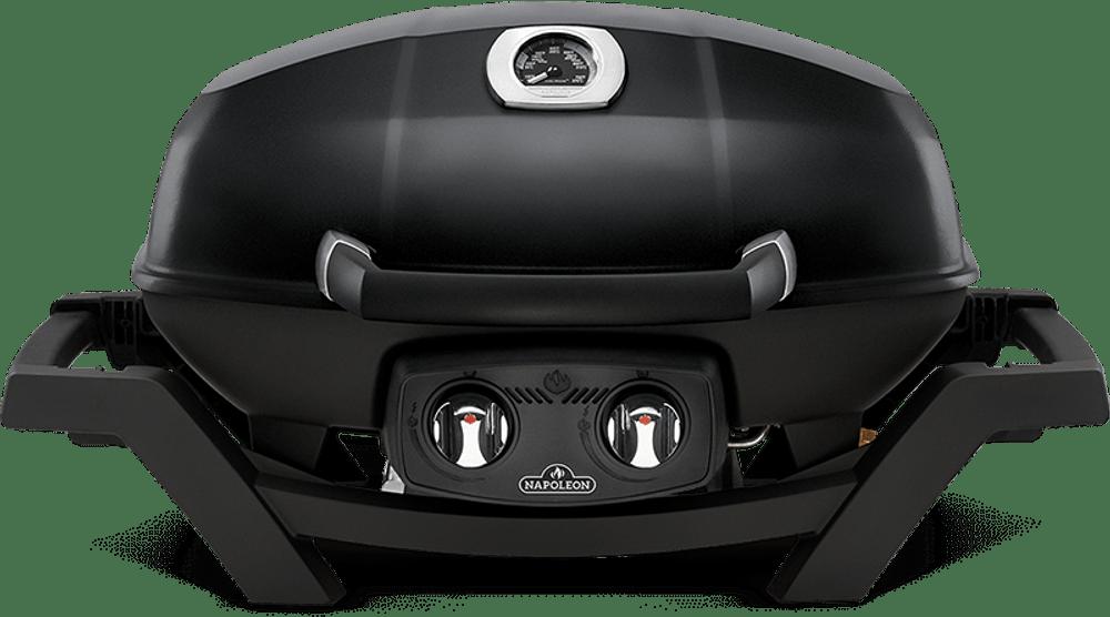 Napoleon TravelQ Pro 285 Black Portable Gas Grill