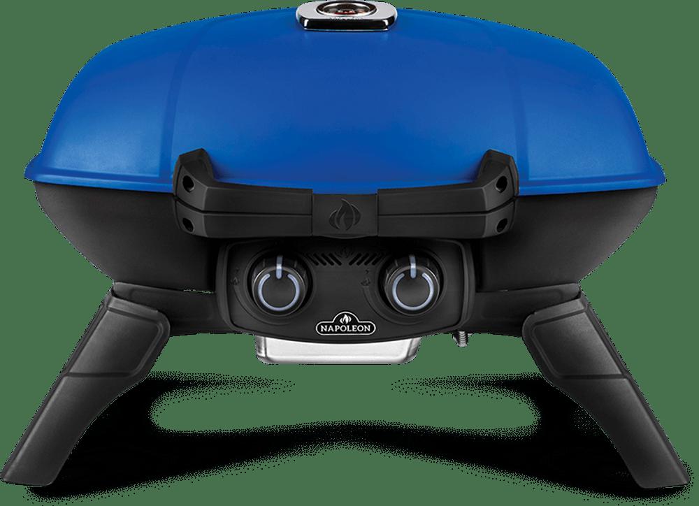 Napoleon TravelQ 285 Blue Portable Gas Grill