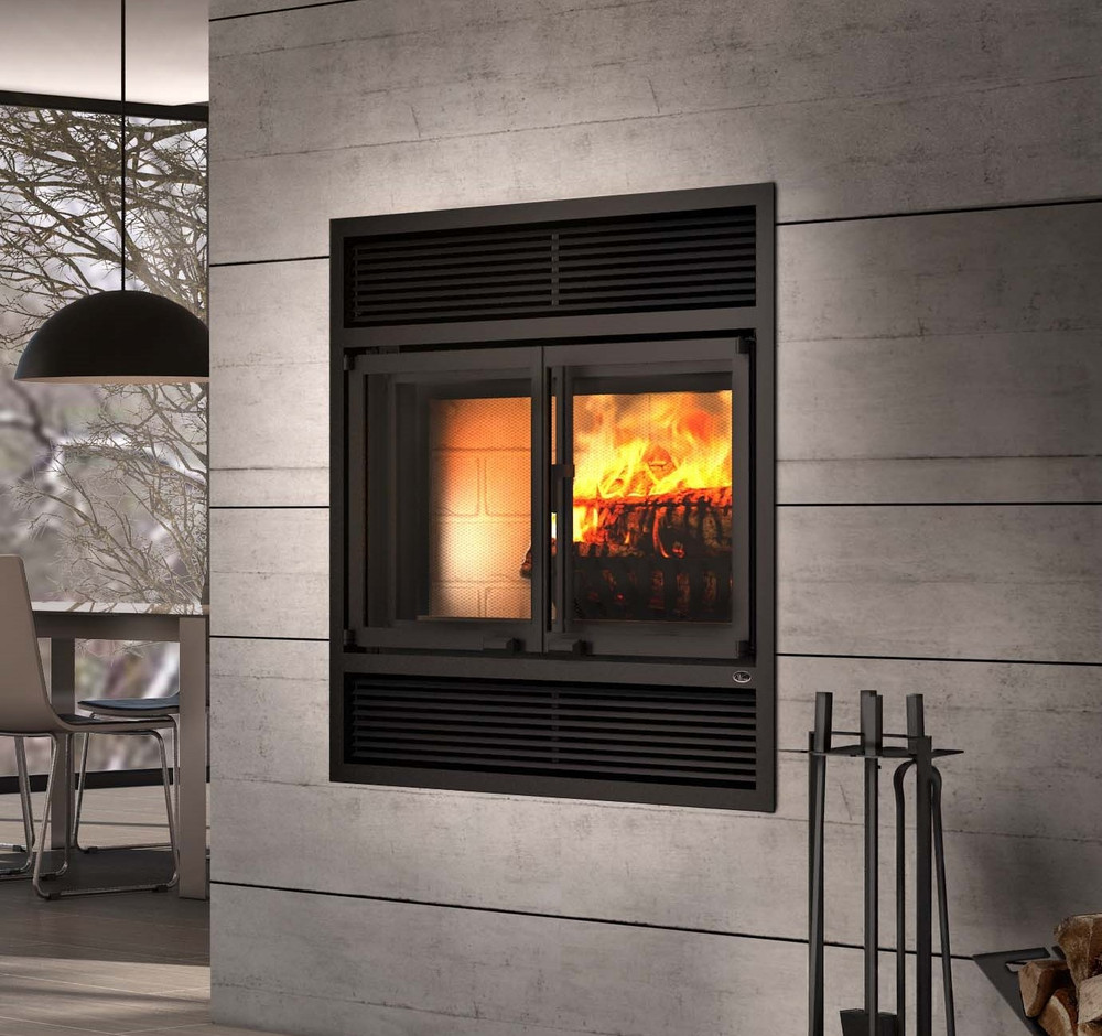 Valcout Beaumont Wood Fireplace