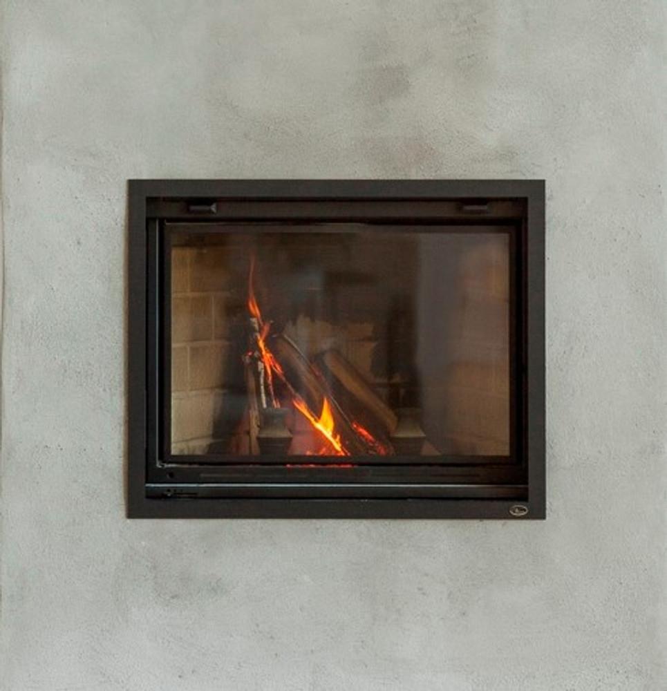 Valcourt Antoinette Wood Fireplace