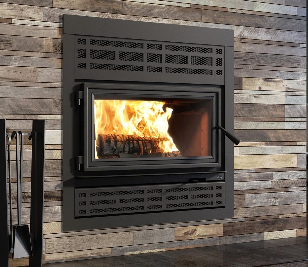 Valcourt Lafayette IIS Wood Fireplace