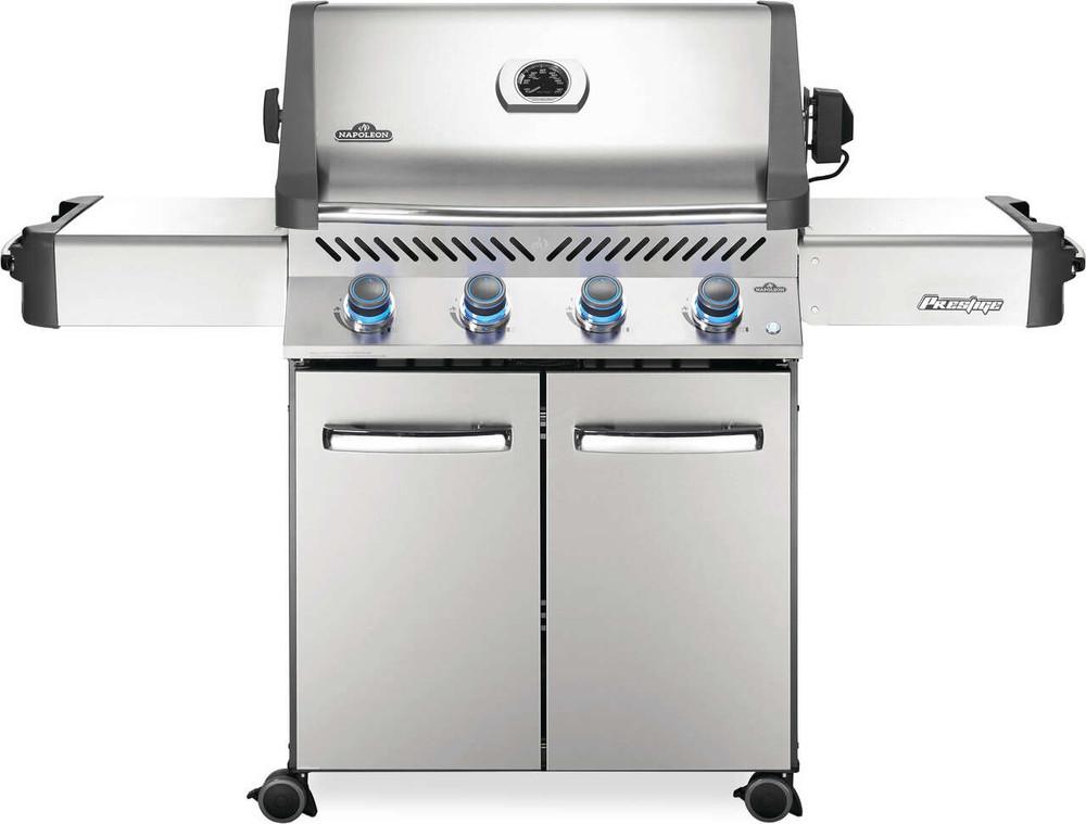 Napoleon Prestige 500 Stainless Steel Grill