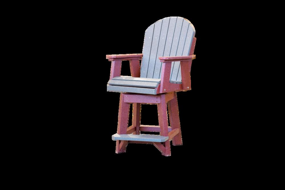 Kanyon Living Bar Height Swivel Chair