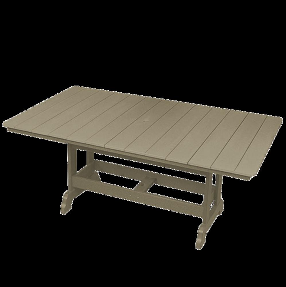 Kanyon Living Counter Height 6' Rectangle Table