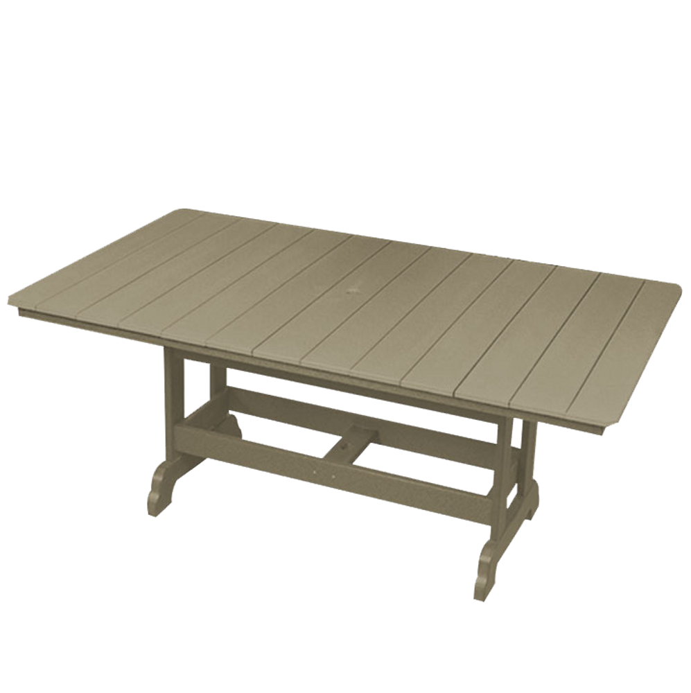 Kanyon Living  Bar Height 6' Rectangle Table
