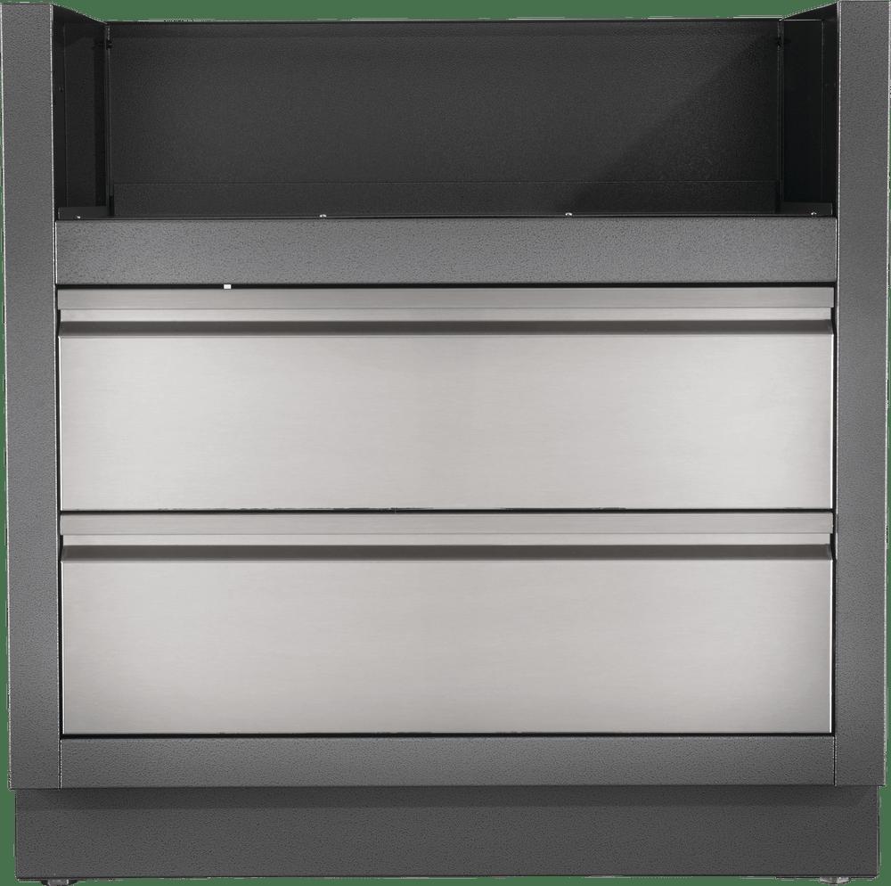 Napoleon OASIS Under Grill Cabinet for Built-in Prestige Pro 500 or Prestige 500 (Grey)