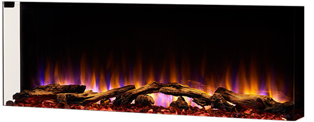 SimpliFire Scion Trinity 55 Multi-Sided Electric Fireplace