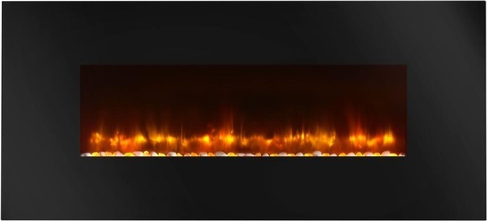 "SimpliFire 58"" Modern Wall-Hanging Electric Fireplace"