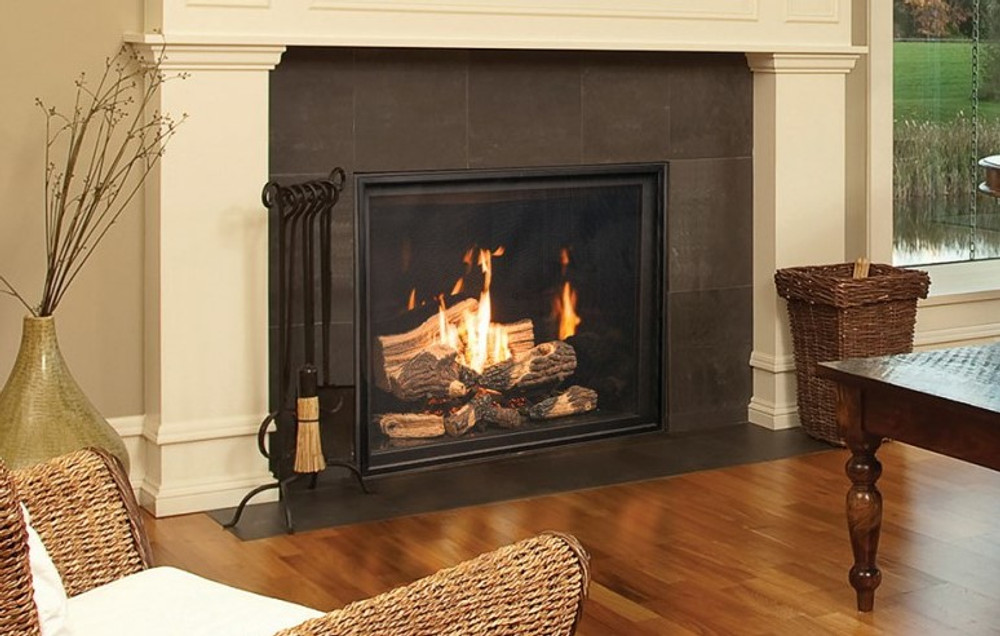Town & Country TC36 Traditional Gas Fireplace